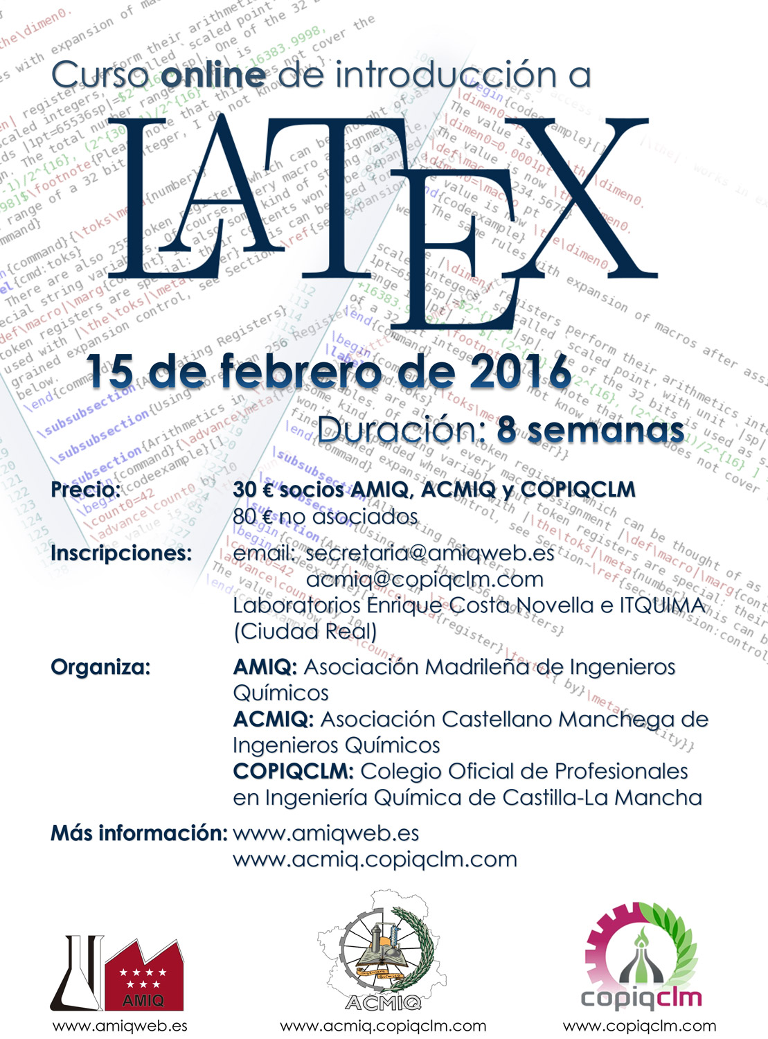 cartel curso latex